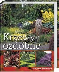 Okładka książki Krzewy ozdobne