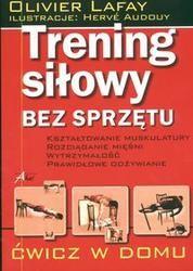 Okładka książki Trening siłowy bez sprzętu