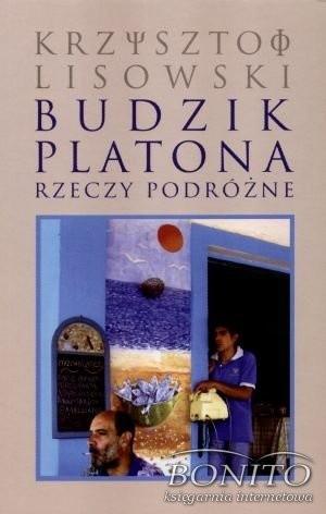 Okładka książki Budzik Platona