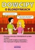 Okładka książki Dowcipy o blondynkach
