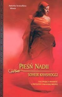 Okładka książki Pieśń Nadii