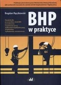 Okładka książki BHP w praktyce