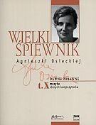 Okładka książki Wielki śpiewnik Agnieszki Osieckiej. Tom X. Dawne zabawne