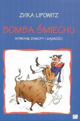Okładka książki Bomba śmiechu