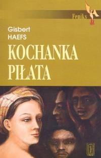 Okładka książki Kochanka Piłata