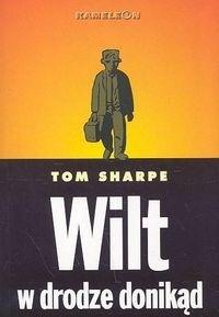 Okładka książki Wilt w drodze donikąd