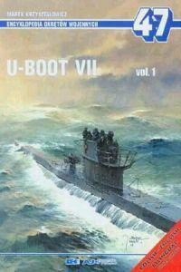 Okładka książki U-Boot VII vol. 1