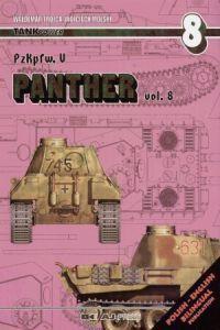 Okładka książki Panther cz. 8