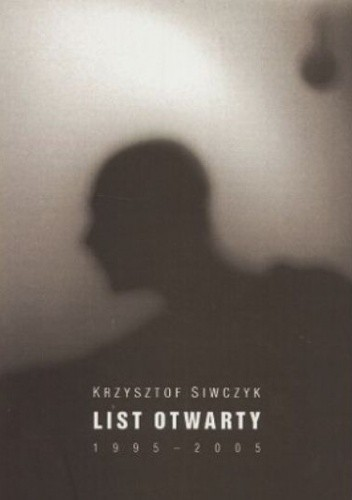 Okładka książki List otwarty (1995-2005)