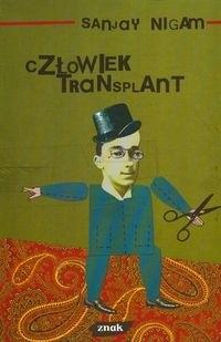 Okładka książki Człowiek transplant