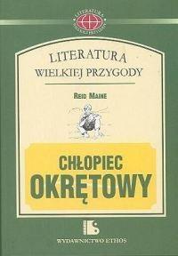 Okładka książki Chłopiec okrętowy.