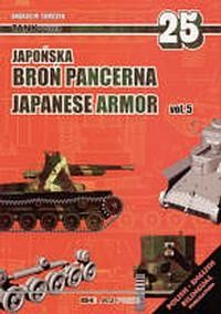 Okładka książki Japońska broń pancerna vol. 5