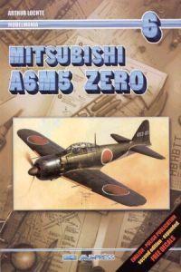 Okładka książki Mitsubishi A6M5 Zero