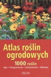 Okładka książki Atlas roślin ogrodowych-100 roślin