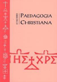 Okładka książki Pedagogia Christiana 2 /12/ 2003