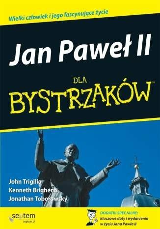 Okładka książki Jan Paweł II dla bystrzaków