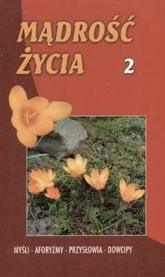 Okładka książki Mądrość życia 2