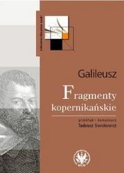 Okładka książki Fragmenty kopernikańskie