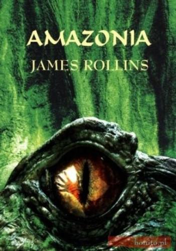 Okładka książki Amazonia