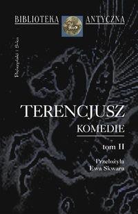 Okładka książki Komedie tom II