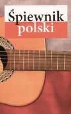 Okładka książki śpiewnik polski