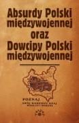 Okładka książki Absurdy oraz Dowcipy Polski międzywojennej
