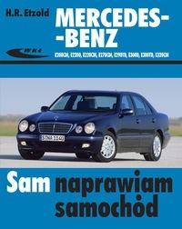 Okładka książki Mercedes-Benz E200CDI, E220D, E220CDI, E270CDI, E290TD, E300D, E300TD, E320CDI, od 06.1995 do 03