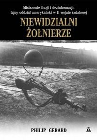 Okładka książki Niewidzialni żołnierze