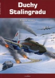Okładka książki Duchy Stalingradu