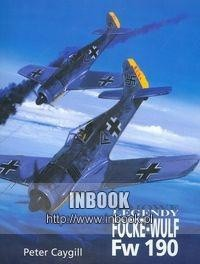 Okładka książki Focke Wulf Fw 190