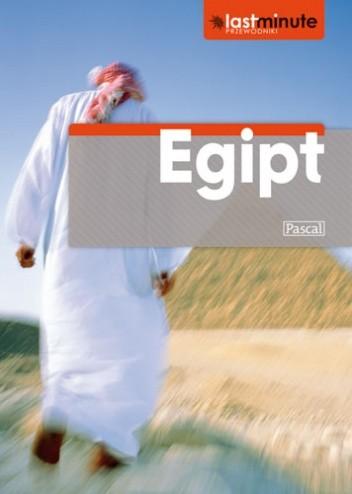 Okładka książki Egipt. Last Minute