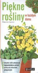 Okładka książki Piękne rośliny w każdym domu