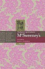 Okładka książki McSweeney's - Najlepsze opowiadania t. 1