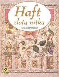 Okładka książki Haft złotą nitką