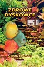 Okładka książki Zdrowe dyskowce . tom 1