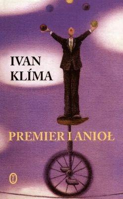 Okładka książki Premier i anioł