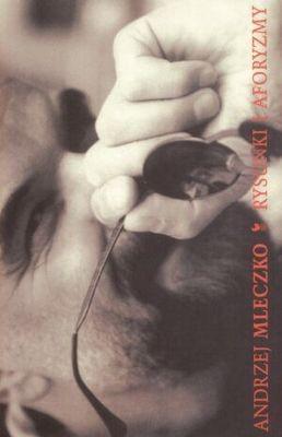 Okładka książki Rysunki i aforyzmy
