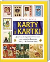 Okładka książki Karty i kartki