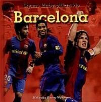 Okładka książki Barcelona. Słynne kluby piłkarskie