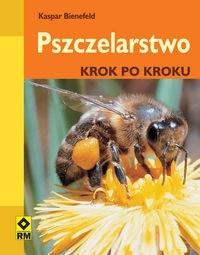 Okładka książki Pszczelarstwo krok po kroku