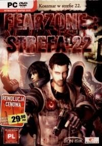 Okładka książki Fearzone: Strefa 22 - praca zbiorowa