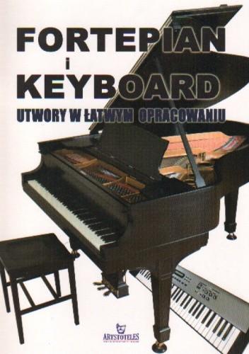 Okładka książki Fortepian i keyboard-utwory w łatwym opracowaniu