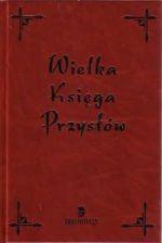 Okładka książki Wielka księga przysłów