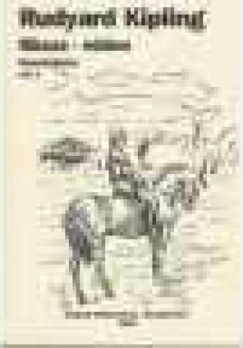Okładka książki Rudyard Kipling. Riksza widmo opowiadania tom II.