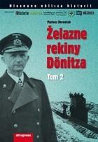 Okładka książki Żelazne rekiny Dönitza. Tom 2