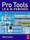 Okładka książki Pro Tools le & M-Powered