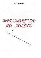 Okładka książki Metamorfozy po polsku