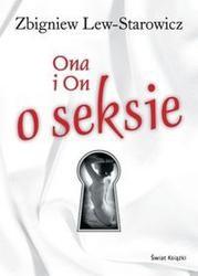 Okładka książki Ona i On o seksie