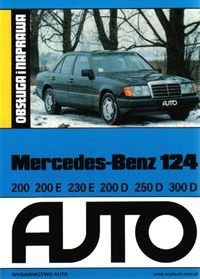 Okładka książki MERCEDES-BENz 124