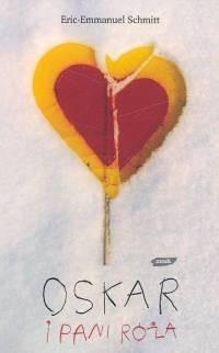 Okładka książki Oskar i pani Róża